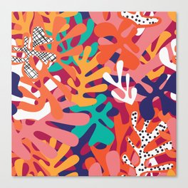 Matisse Pattern 006 Canvas Print