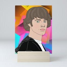 Sam Winchester - Supernatural Mini Art Print