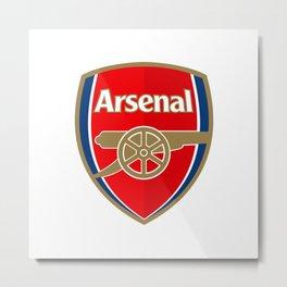 Arsenal F.C. Metal Print