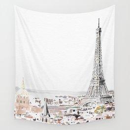 Paris Wall Tapestry