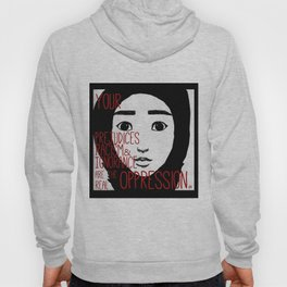 Real Oppression Hoody