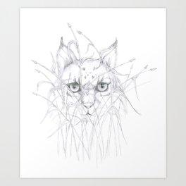 Lyrix Art Print