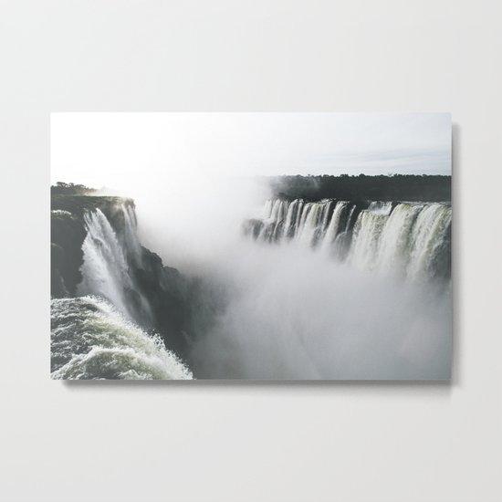 Iguazu Falls V Metal Print