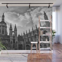 Visions of Cambridge University Wall Mural