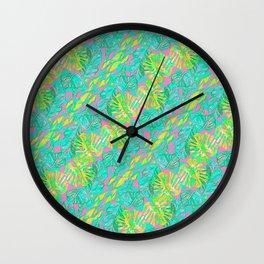 Sydney Pattern Wall Clock