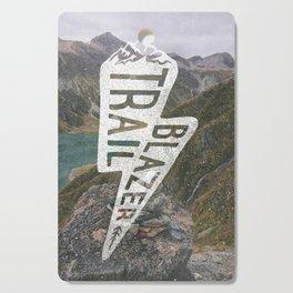 Trail Blazer Cutting Board