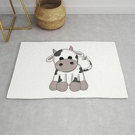 Cuddly Cow Rug