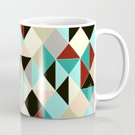 Harlequin tile Coffee Mug