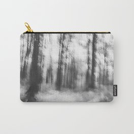 Lost in the woods - abstract infrared photograph Carry-All Pouch