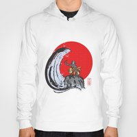 aang Hoodies featuring Aang in the Avatar State by Tom Ledin
