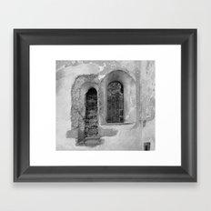 through decades Framed Art Print