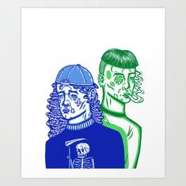 ppl Art Print