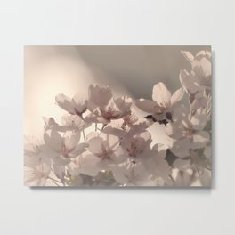 WONDERFUL SPRING Metal Print