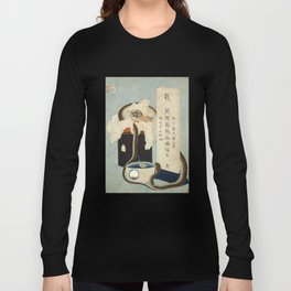 Ukiyo-e Obsession (VNDER edit) Long Sleeve T-shirt