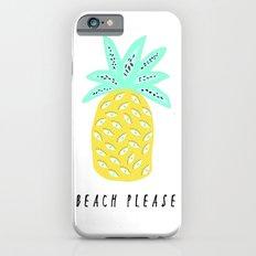 BEACH PLEASE Slim Case iPhone 6