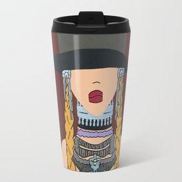 """""""Call Becky"""" Travel Mug"""