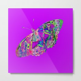 Butterfly QF Metal Print