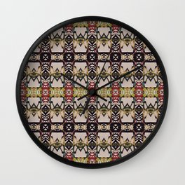 Picnics With You Wall Clock