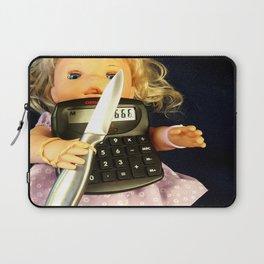 Miss Merry Sunshine Laptop Sleeve
