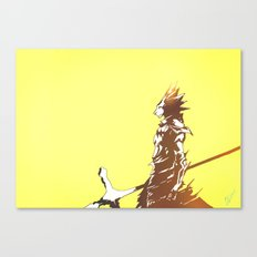 Ornstein Color Canvas Print