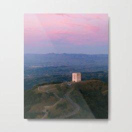 Mt. Umunhum - San Jose, CA Metal Print