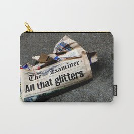 All That Glittered Carry-All Pouch