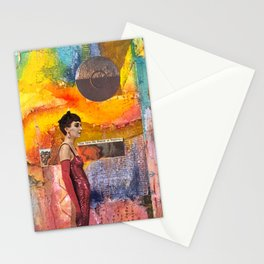 Living in Illusion Stationery Cards