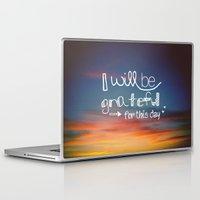 grateful dead Laptop & iPad Skins featuring grateful by Brittney Borowski