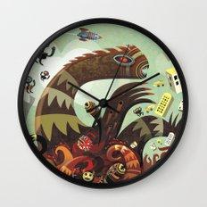 Tsuna me  Wall Clock