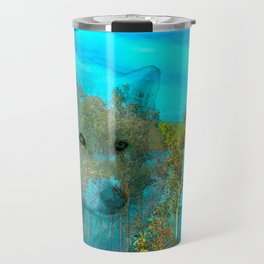 THE DAY OF THE WHITE WOLF Travel Mug