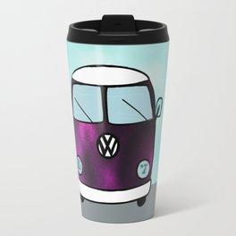 Hippie Van  Travel Mug