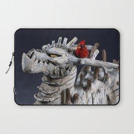 The Winter Tree Dragon Laptop Sleeve