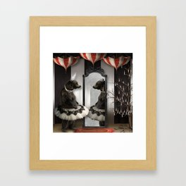 Midnight Reverie Framed Art Print