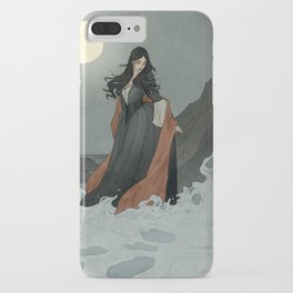Annabel Lee iPhone Case