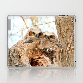 Two peas in a pod Laptop & iPad Skin