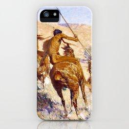 Episode of the Buffalo Gun - Digital Remastered Edition iPhone Case