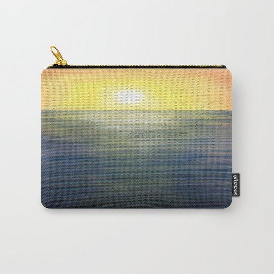 Sea Sun Carry-All Pouch