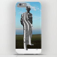 City Man´s Dream Collage iPhone 6 Plus Slim Case