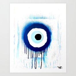Nazar 2 (G'vurah v'tiferet) Art Print