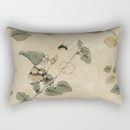 Fable #5 Rectangular Pillow