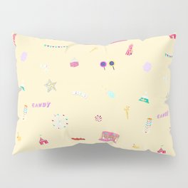 Fun At The Fairground Pillow Sham