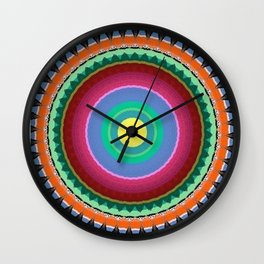 Give Me Colour Wall Clock