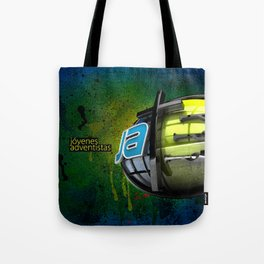 JA street art Tote Bag