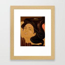 Love Me  Framed Art Print