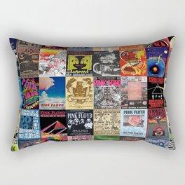 The Wall Concert Posters Rectangular Pillow