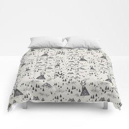 Nature Pattern Comforters