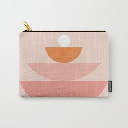 Abstraction_Balance_Mountains_Minimalism_001 Carry-All Pouch
