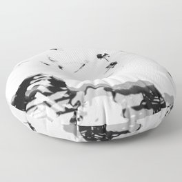 2020 Fall/Winter 06 White Floor Pillow