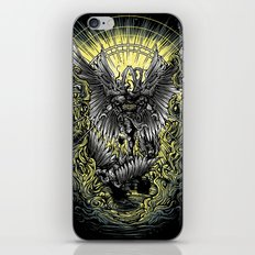 Paradise Lost - milton iPhone Skin