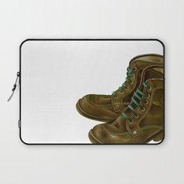 Trekking shoes Laptop Sleeve